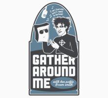 Gather Around Me Kids Tee