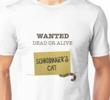 Wanted: Dead or Alive Unisex T-Shirt