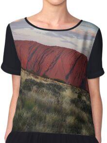 Uluru Chiffon Top
