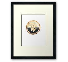 Nort Insignia Framed Print