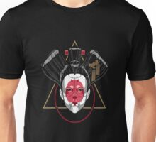 Ghost in the Geisha Unisex T-Shirt