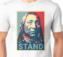 Stand With Standing Rock Unisex T-Shirt