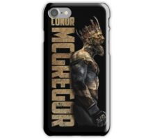 Conor McGregor - Gold King iPhone Case/Skin
