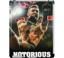 Notorious McGregor iPad Case/Skin