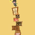 The Boxtrolls by pokegirl93