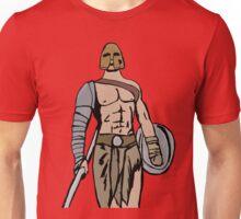 Armed gladiator Unisex T-Shirt