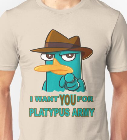 Perry's Army Unisex T-Shirt