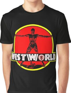 Westworld Park Graphic T-Shirt