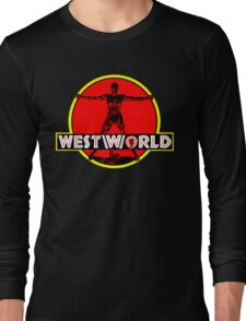 Westworld Park Long Sleeve T-Shirt