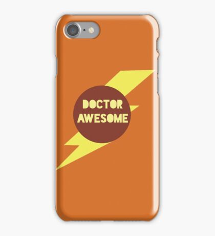 Dr Awesome iPhone Case/Skin
