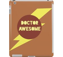 Dr Awesome iPad Case/Skin
