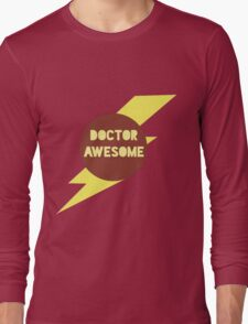 Dr Awesome Long Sleeve T-Shirt