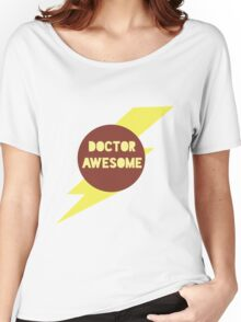 Dr Awesome Women's Relaxed Fit T-Shirt