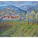 November landscape by Redilion