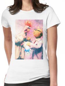 Beaker & Bunsen Womens Fitted T-Shirt