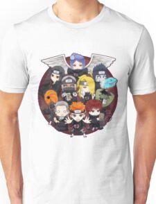 AKATSUKI CHIBI Unisex T-Shirt