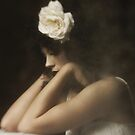Lady in White by JyotiSackett
