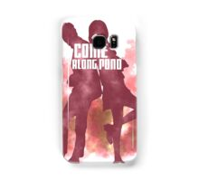 Come along, Pond Samsung Galaxy Case/Skin