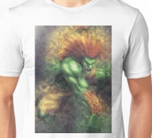 Street Fighter 2 - Blanka Unisex T-Shirt