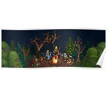 Palm Kingdoms III - Campfire Poster