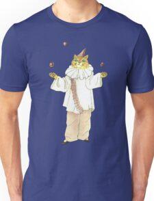 Clown Cat Unisex T-Shirt
