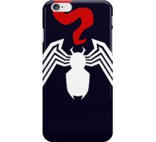 Venom Tongue iPhone Case/Skin