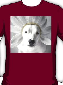 Pittie Flower T-Shirt