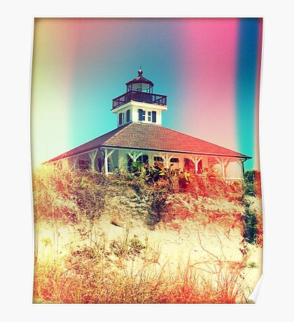 Gasparilla Lighthouse II Poster