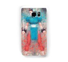 Street Fighter 2 - Chung Le Samsung Galaxy Case/Skin