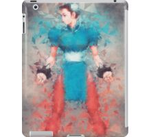 Street Fighter 2 - Chung Le iPad Case/Skin