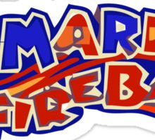 The Mario FireBalls Sticker