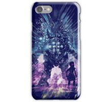 biostorm-rainbow version iPhone Case/Skin