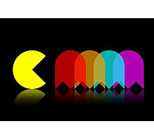 Pacman: Remastered Photographic Print