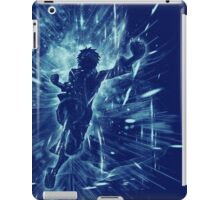 strawhat storm iPad Case/Skin