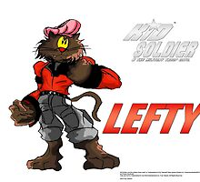 Lefty (Kid Soldier-2012) picture by TakeshiMedia