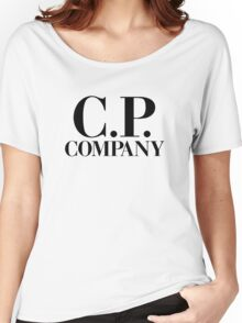 C.P. Company Women's Relaxed Fit T-Shirt