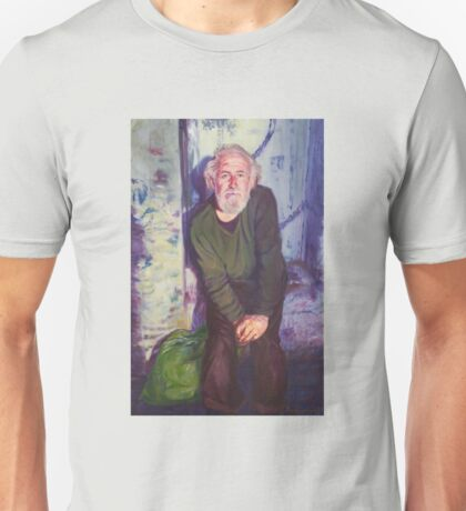Awaiting for his food... Unisex T-Shirt