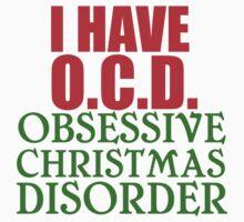 CHRISTMAS DISORDER T-Shirt