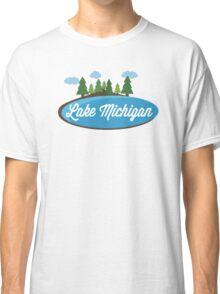 Lake Michigan T-shirt - Cute Nature Classic T-Shirt