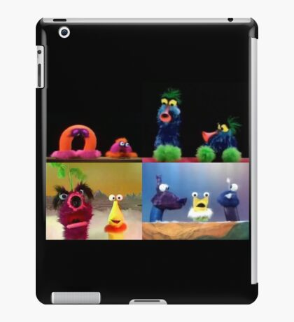 Funny Critters! iPad Case/Skin