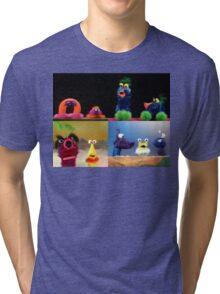 Funny Critters! Tri-blend T-Shirt