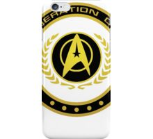 Federation iPhone Case/Skin