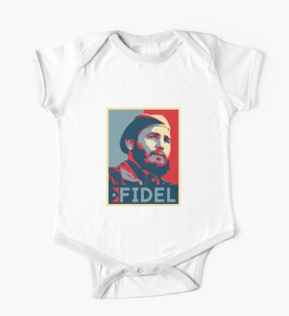 FIDEL CASTRO Hope One Piece - Short Sleeve