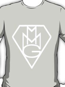 MMG White. T-Shirt