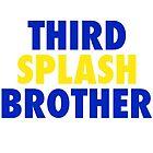 THIRD SPLASH BROTHER by ericjohanes