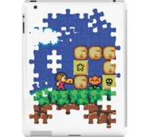 Alex Kidd Bros iPad Case/Skin