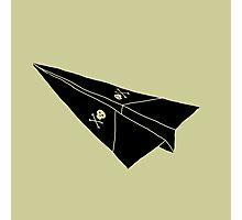 Paper Airplane 36 Photographic Print