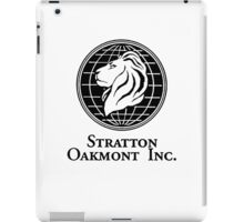 Stratton Oakmont Inc. iPad Case/Skin