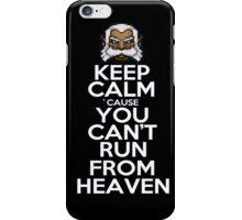 Keep calm ZEUS! iPhone Case/Skin