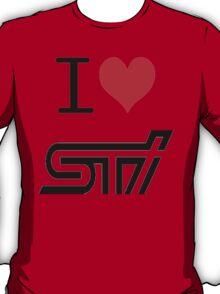 I <3 STI T-Shirt